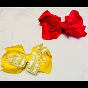 2 for $10 Bows
